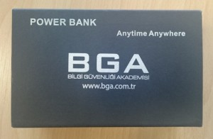 BGA Powerbank