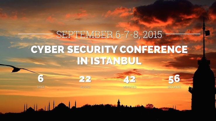 Hacktrickconf 2015 – Siber Güvenlik Konferansı