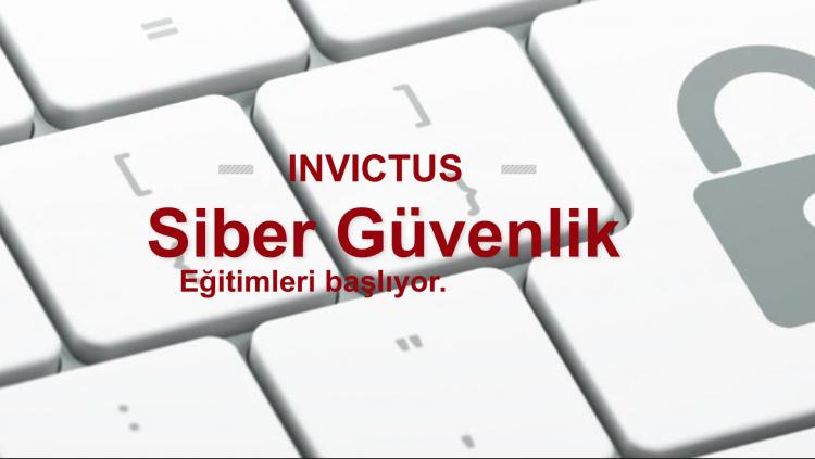 Invictus Europe – Siber Güvenlik Eğitimleri